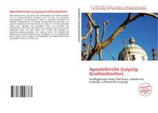Bookcover of Apostelkirche (Leipzig-Großzschocher)
