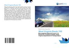Portada del libro de West Virginia Route 150
