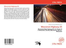 Bookcover of Wisconsin Highway 25