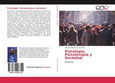 Couverture de Psicología, Psicoterapia y Sociedad