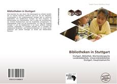 Bookcover of Bibliotheken in Stuttgart
