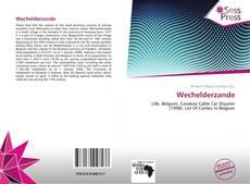 Portada del libro de Wechelderzande