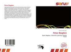 Bookcover of Petar Bogdan