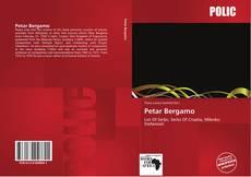 Portada del libro de Petar Bergamo