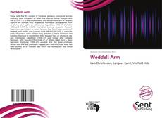 Bookcover of Weddell Arm