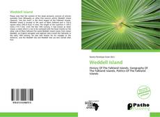 Bookcover of Weddell Island