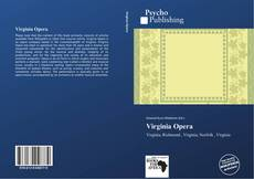 Capa do livro de Virginia Opera