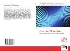 Borítókép a  Petachiah Of Ratisbon - hoz
