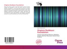 Copertina di Virginia Outdoors Foundation