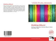 Copertina di Wedding (Album)