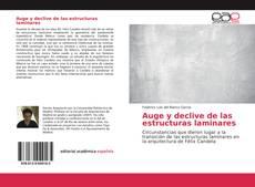 Portada del libro de Auge y declive de las estructuras laminares