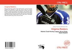 Bookcover of Virginia Raiders
