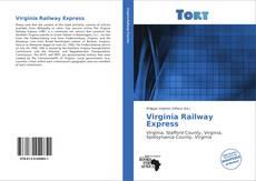 Capa do livro de Virginia Railway Express
