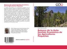 Обложка Balance de la Auto-Gestión Económica de los Agricultores Pequeños