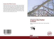 Capa do livro de Virginia Reel Roller Coaster