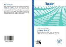 Capa do livro de Petar Đenić