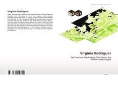 Couverture de Virginia Rodrigues