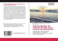 Portada del libro de Sobrenadantes de cultivos de BAL para control de Salmonella