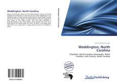 Bookcover of Weddington, North Carolina