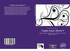 Bookcover of Virginia Senate, District 9
