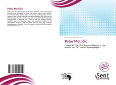 Обложка Petar Metličić