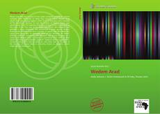 Copertina di Wedem Arad
