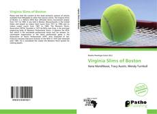 Virginia Slims of Boston kitap kapağı