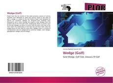 Buchcover von Wedge (Golf)