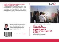Обложка Diseño de instalaciones eléctricas en interiores según el CNE-U