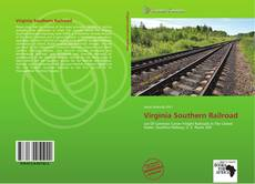 Bookcover of Virginia Southern Railroad
