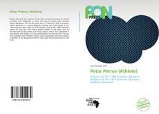 Couverture de Petar Petrov (Athlete)