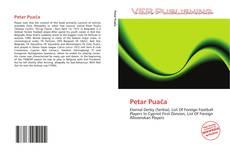 Portada del libro de Petar Puača
