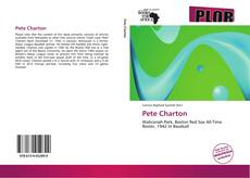 Bookcover of Pete Charton