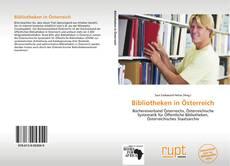 Bibliotheken in Österreich的封面