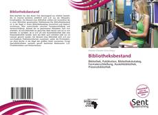 Обложка Bibliotheksbestand