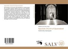 Portada del libro de Apostolic Church of Queensland