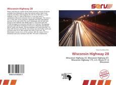 Portada del libro de Wisconsin Highway 28