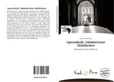Portada del libro de Apostolische Administratur Südalbanien