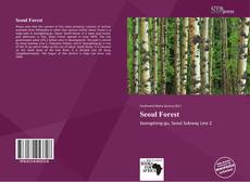 Bookcover of Seoul Forest