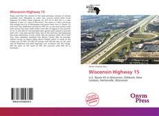 Buchcover von Wisconsin Highway 15