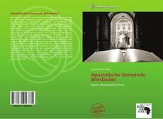 Buchcover von Apostolische Gemeinde Wiesbaden