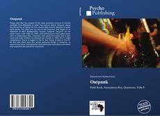 Buchcover von Outpunk