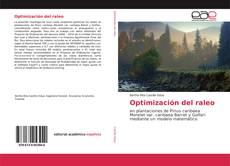 Borítókép a  Optimización del raleo - hoz