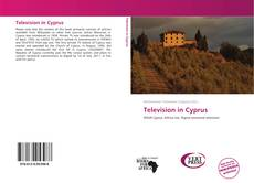 Bookcover of Television in Cyprus