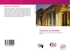 Bookcover of Television in Colombia