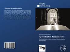 Portada del libro de Apostolischer Administrator