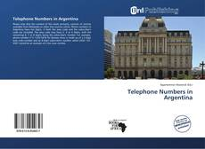 Buchcover von Telephone Numbers in Argentina