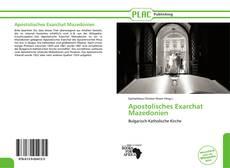 Apostolisches Exarchat Mazedonien kitap kapağı