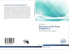 Buchcover von Romance of the Three Kingdoms II