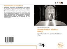 Apostolisches Vikariat Beirut的封面